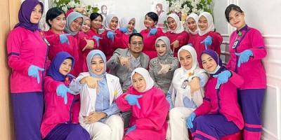 Grand Opening di Medan, Klinik Kecantikan Glafidsya Medika Tebar Diskon