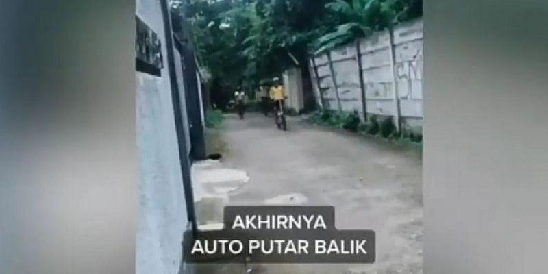 Gang Buntu di Depok Viral Banyak Dilewati Masyarakat, Endingnya Begini