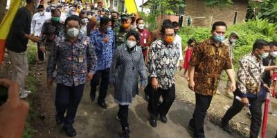Menteri Risma: SMSI Membangun Peradaban