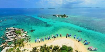 Pantai Burung Mandi, Wisata Nan Unik di Pulau Belitong