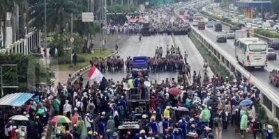 Beredar Undangan Demo Pemakzulan Jokowi, Begini Kata BEM SI