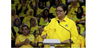 Airlangga Ingin Kader Golkar Tampil Jadi Pemimpin Indonesia