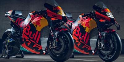 Motor dan Tim KTM untuk MotoGP 2021 Resmi Dirilis, Ada yang Berubah