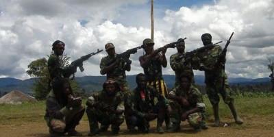 Biadab! KKB Bacok Ibu Rumah Tangga di Kampung Yulukoma Papua