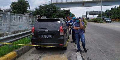 Warga Pondok Gede Permai Ditemukan Tewas di Pinggir Tol Jatiasih