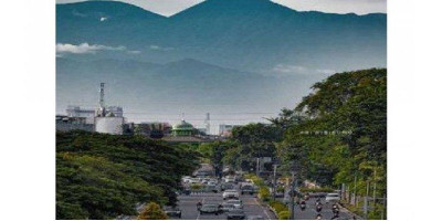 Foto Gunung Pangrango Jadi Polemik, Wagub Percaya Kualitas Udara Jakarta Makin Baik