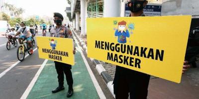 Penggunaan Masker yang Benar Ampuh Menangkal Virus