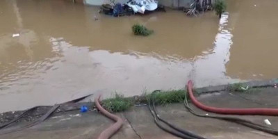 20 Pompa Sedot Banjir di Cipinang Melayu