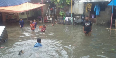 BPBD Keluarkan Peringatan Dini Siaga Banjir, Wilayah Ini Diminta Waspada