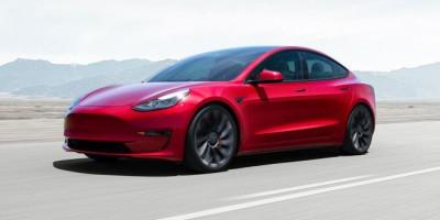 Sedan Model 3 dan SUV Model Y dari Tesla Turun Harga