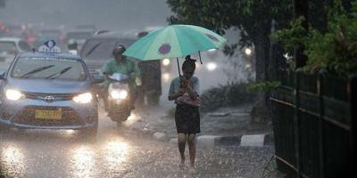 Curah Hujan Saat Ini Lebih Rendah dari Tahun Lalu
