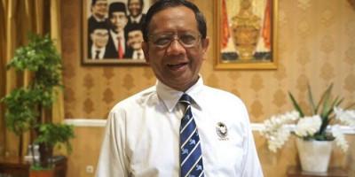 Mahfud MD Jelaskan 2 Arahan Jokowi soal Rencana Revisi UU ITE