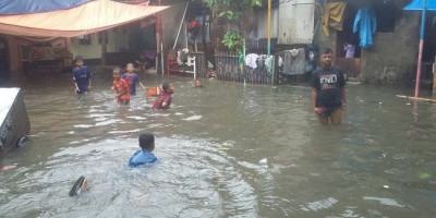 Ternyata, Ini Penyebab Banjir Jakarta Menurut BMKG