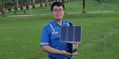 Bikin Bangga, Mahasiswa Riau Ciptakan Panel Surya Pelacak Sinar Matahari