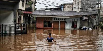 Riza Patria Klaim Penanganan Banjir di Jakarta Lebih Baik dari Daerah Lain
