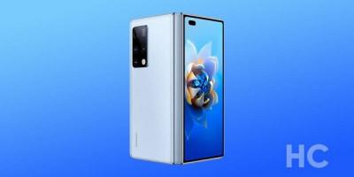 Resmi Meluncur, Intip Spesifikasi dan Harga Huawei Mate X2
