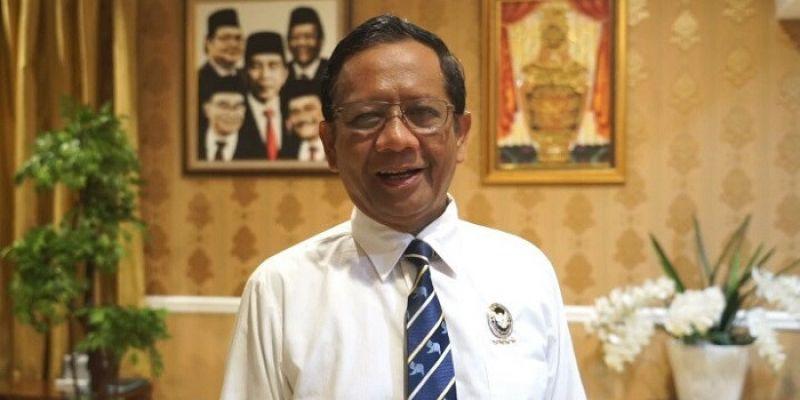 Diminta Selidiki Dugaan Korupsi Dana Otsus Papua, Mahfud MD: Kami Tindak Lanjuti