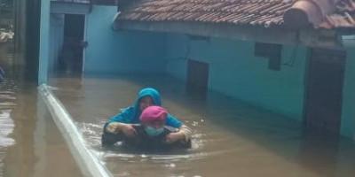 BPBD Jelaskan soal Data Banjir yang Diunggah di Media Sosial