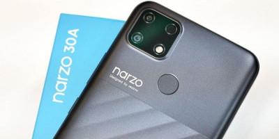 Realmi Narzo 30A, Smartphone Gaming dengan Harga Terjangkau