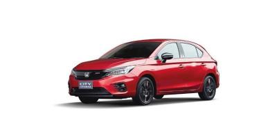 Honda City Hatchback Siap Meluncur di Indonesia
