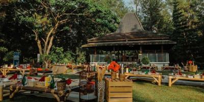 Terdampak PPKM, Manohara Borobudur Sepi Kunjungan