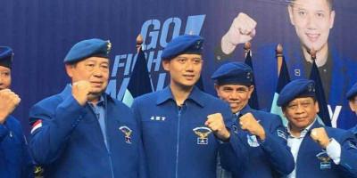Turun Gunung, Bukti SBY Juga Ragukan Kemampuan AHY Pimpin Demokrat
