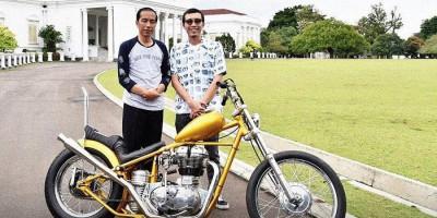Sebut Jokowi Simbol Negara, Dokter Tirta Banjir Kritik