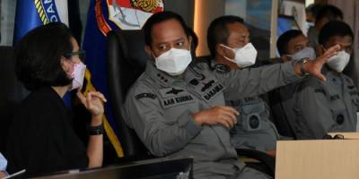 Terima Kunjungan Anggota DPR, Kepala Bakamla RI Jelaskan Capaian dan Hambatan
