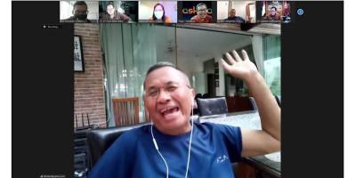 Optimisme Dahlan Iskan Lawan Covid-19 dengan Vaksin Nusantara