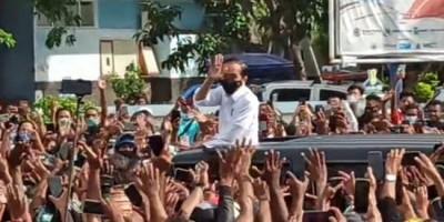 Bareskrim Tolak Laporan Kerumunan Jokowi, Eks Demokrat Beri Contoh Anies Baswedan