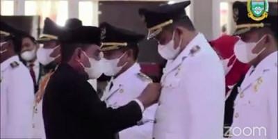 Resmi Jabat Wali Kota Medan, Bobby Nasution Dapat Pesan dari Jokowi