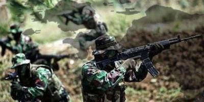 Kontak Tembak di Hitadipa, Satu Anggota KSB Tewas