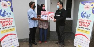 JPKM Tuntaskan Bedah Rumah untuk Warga Serpong