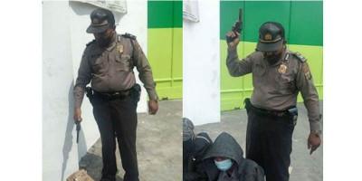 Polisi Koboi Iptu Mustofa Minta Maaf, Serikat Buruh Tetap Bakal Lapor Propam