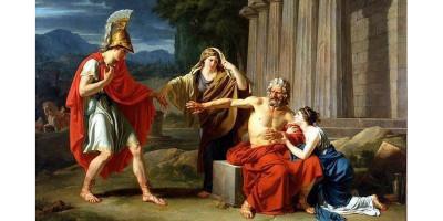 Kisah Sang Raja Oedipus