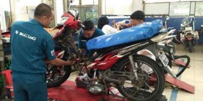Peduli Banjir, Suzuki Gratiskan Layanan Cek Mesin di Jabodetabek