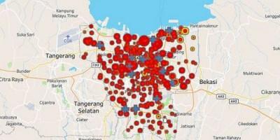 Jakarta Keluar dari Zona Merah Covid-19, Begini Penjelasan Wagub