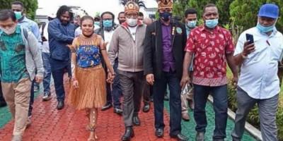 Ketua Pemuda Adat: Tidak Ada Dualisme Sekda di Provinsi Papua