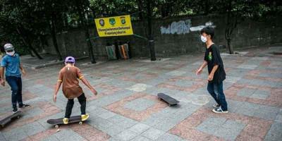 Sejak Kapan Trotoar Boleh untuk Bermain Skateboard?