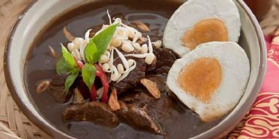 Rawon Dinobatkan Sebagai Sup Terenak Se-Asia, Gulai Cincang Nomor 3