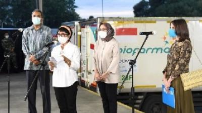 Menlu:  Indonesia Dukung Kesetaraan Akses Vaksin Covid-19 Bagi Semua Negara