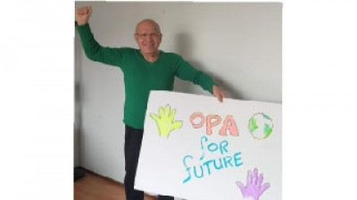 """Opa For Future,  """"When I'm Eighty Four"""""""