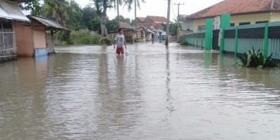 Tiga Desa di Kabupaten Bekasi Masih Terendam Banjir