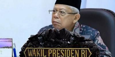 Wapres Ma'ruf Amin Ulang Tahun ke-78, Selamat!