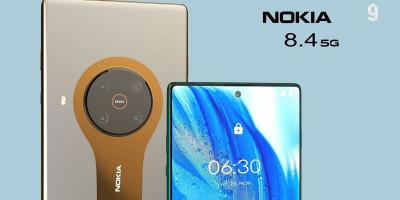 Bawa Kamera 108MP, Nokia 8.4 5G Siap Meluncur