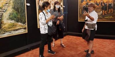 Jenny Mahastuti, Rela Datang Ratusan Kali untuk Lukis Kehidupan Suku Baduy