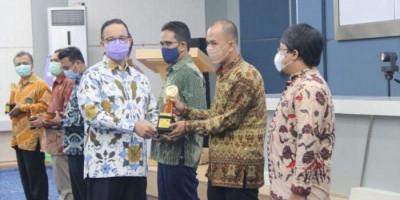 PWI Jaya Kembali Gelar Anugerah Jurnalistik Mohammad Hoesni Thamrin 2021