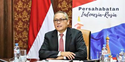 Indonesia-Rusia Dorong Kerja Sama Ekonomi Digital dan Promosi Investasi Pariwisata