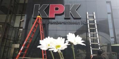 KPK Sita Banyak Dokumen dari Kantor Bupati Bandung Barat