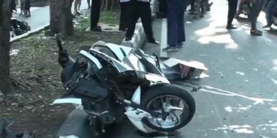 Kecelakaan Maut di Duren Sawit, Tiga Orang Tewas
